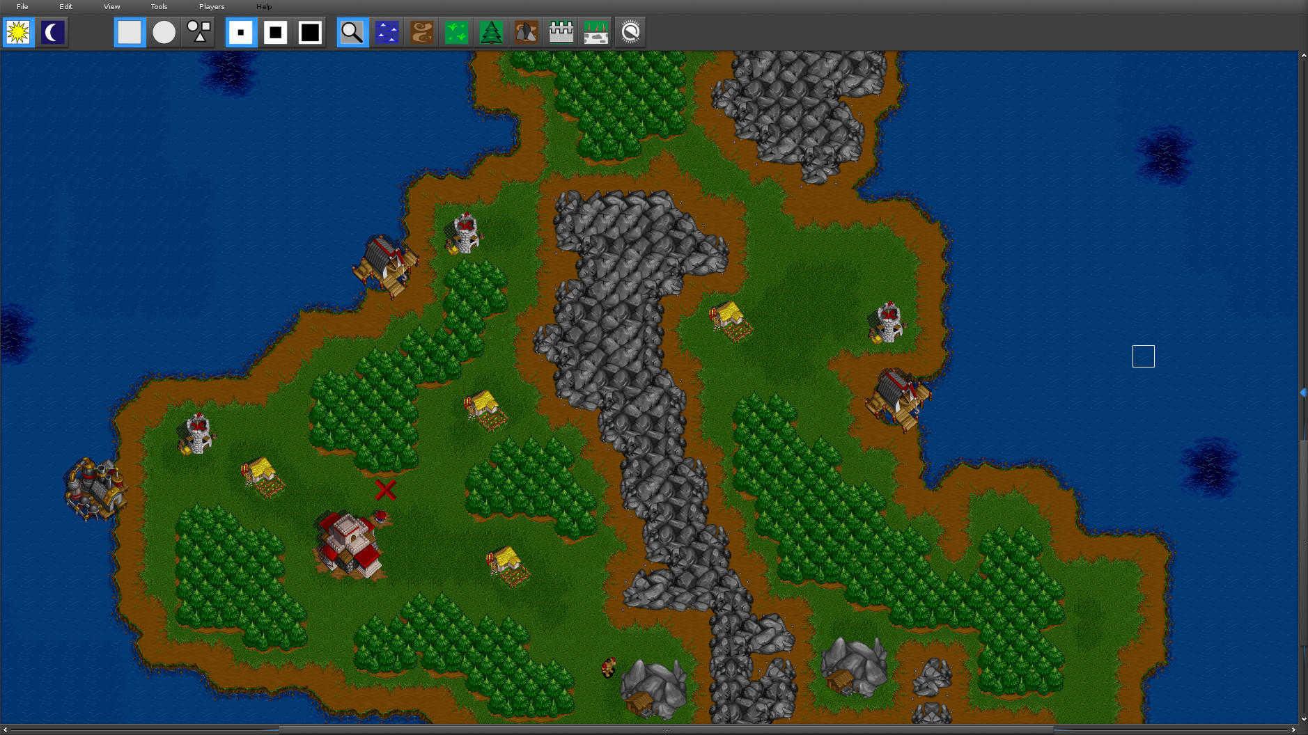 Unofficial warcraft ii world map editor image raidersg gumiabroncs Choice Image