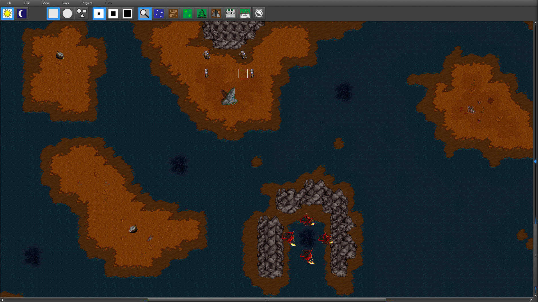 Unofficial warcraft ii world map editor image tandalosg gumiabroncs Gallery